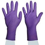 purple nitrile