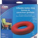 red rubber donut