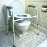 Commode Over Toilet