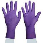 purple nitrile
